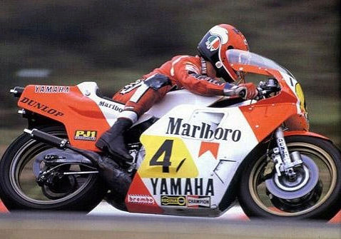 Yamaha YZR 500 cc  OWB70. Tamiya 1/12° - Page 3 Captu326