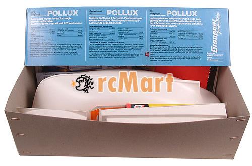 Pollux Graupner  Captur42