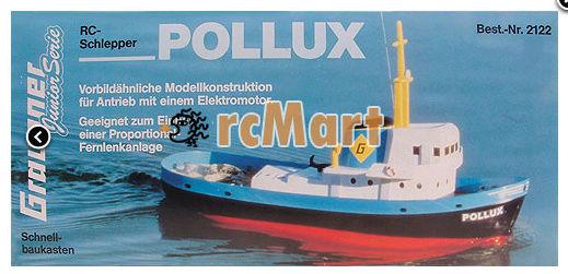 Pollux Graupner  Captur48