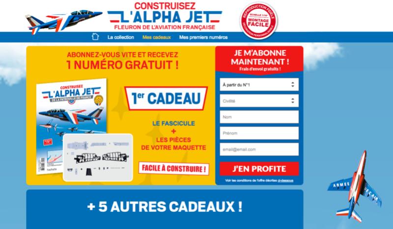 L'Alpha jet est chez votre marchand de journaux! Captur49