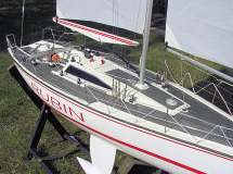 Voilier Rubin de Graupner Captur67