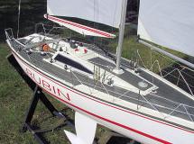 Rubin - Voilier Rubin de Graupner Captur67