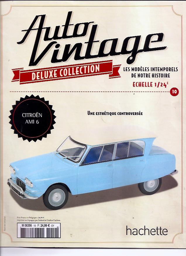 Auto Vintage 1/24 ° - Page 3 Citroe10