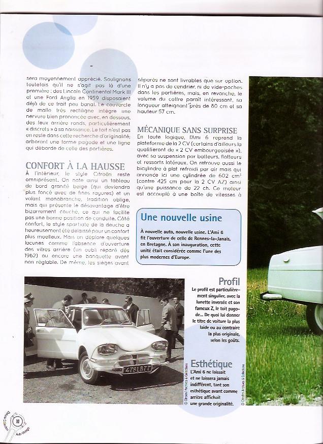 Auto Vintage 1/24 ° - Page 3 Citroe19