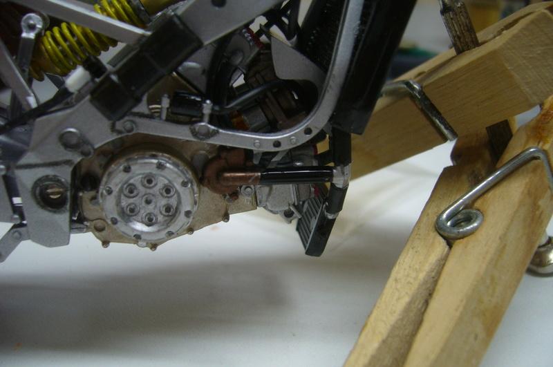 Yamaha YZR 500 cc  OWB70. Tamiya 1/12° P1220263