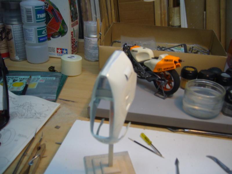 Yamaha YZR 500 cc  OWB70. Tamiya 1/12° - Page 2 P1230150