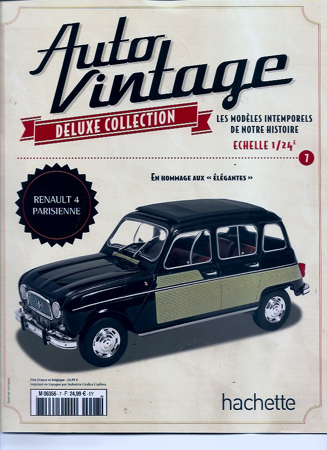Auto Vintage 1/24 ° - Page 3 Renaul10