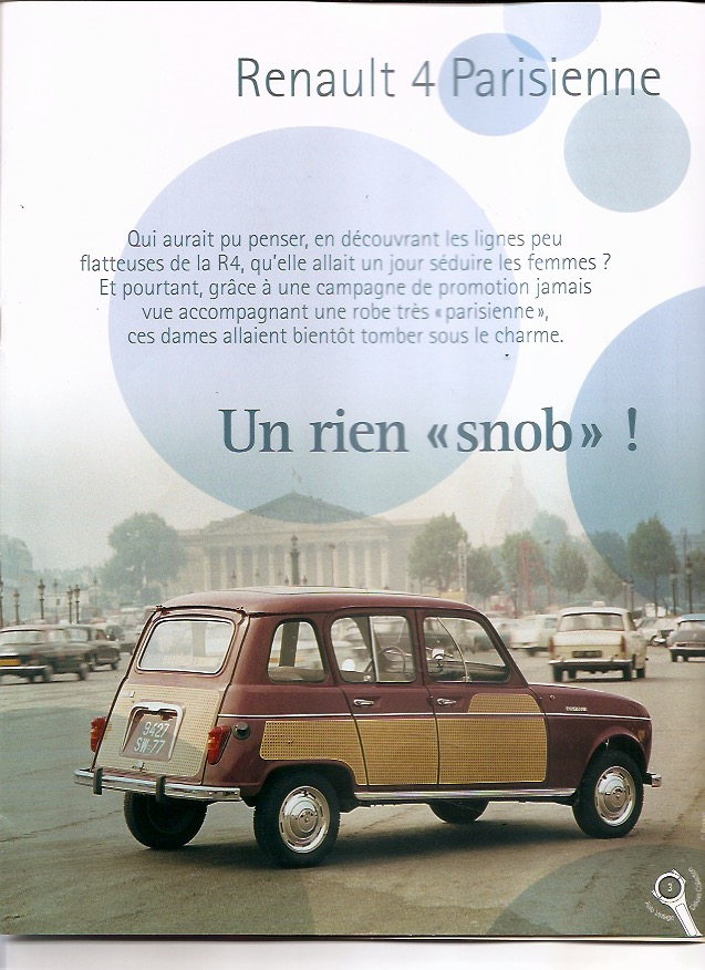 Auto Vintage 1/24 ° - Page 3 Renaul11