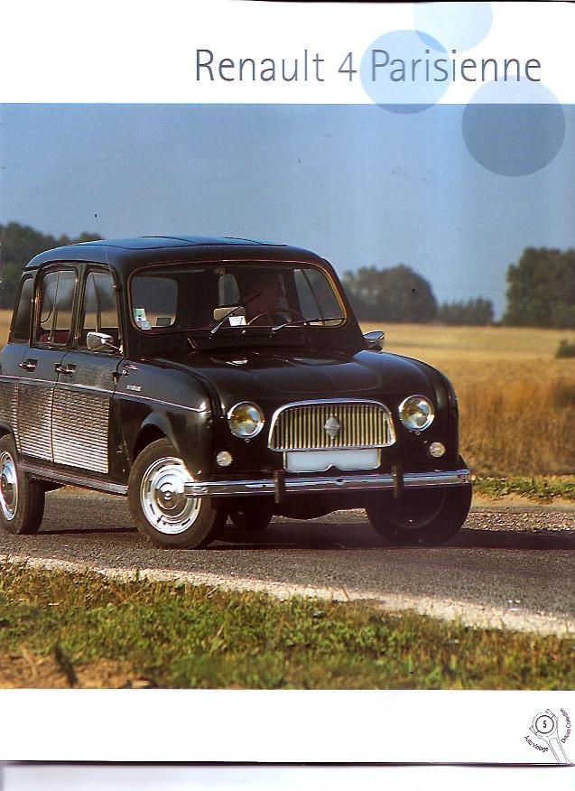Auto Vintage 1/24 ° - Page 3 Renaul12