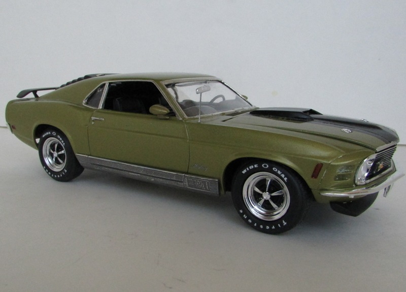 1970 Mustang Mach 1  - Page 2 00111