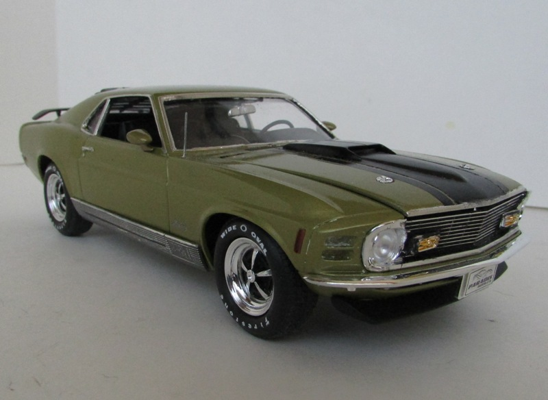 1970 Mustang Mach 1  - Page 2 00214