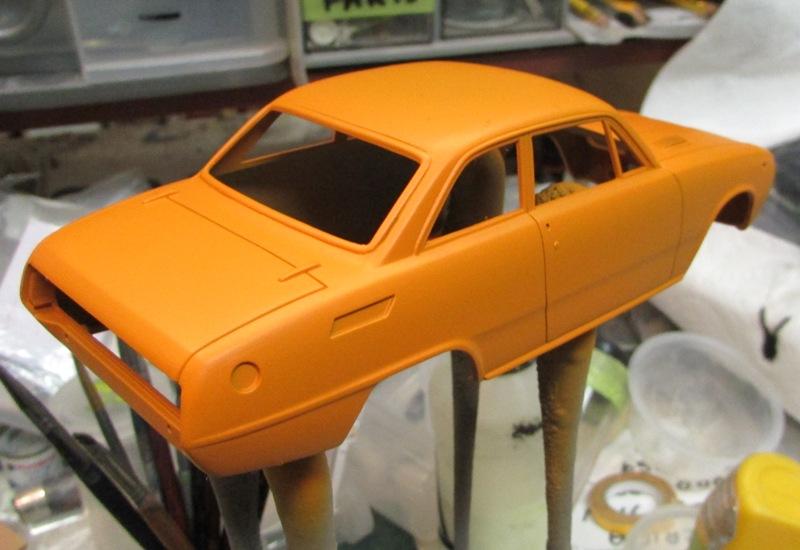 1969 Isuzu Bellet 1600GT-R, c'est parti!  00511