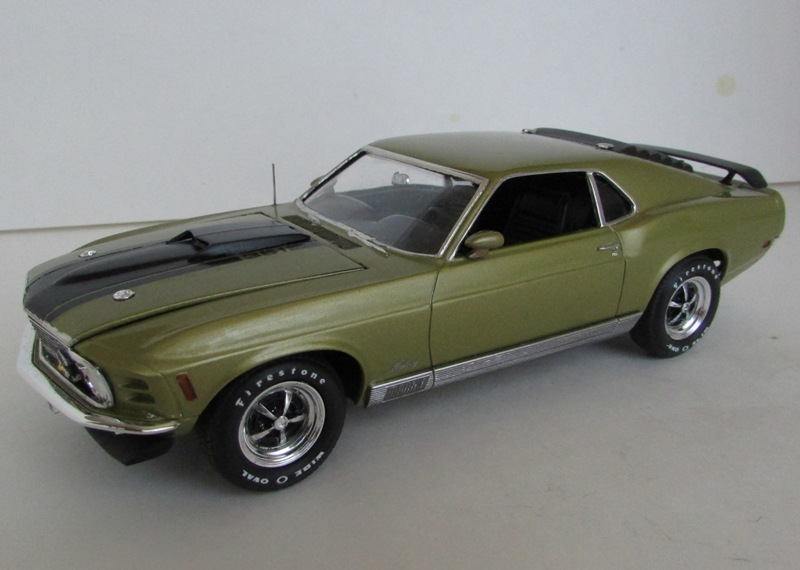 1970 Mustang Mach 1  - Page 2 00612