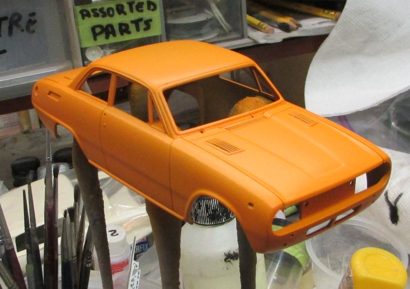1969 Isuzu Bellet 1600GT-R, c'est parti!  00711