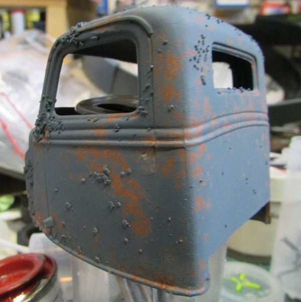 Shop report #11; 1937.  Ford Pickup Rat Rod  011_210