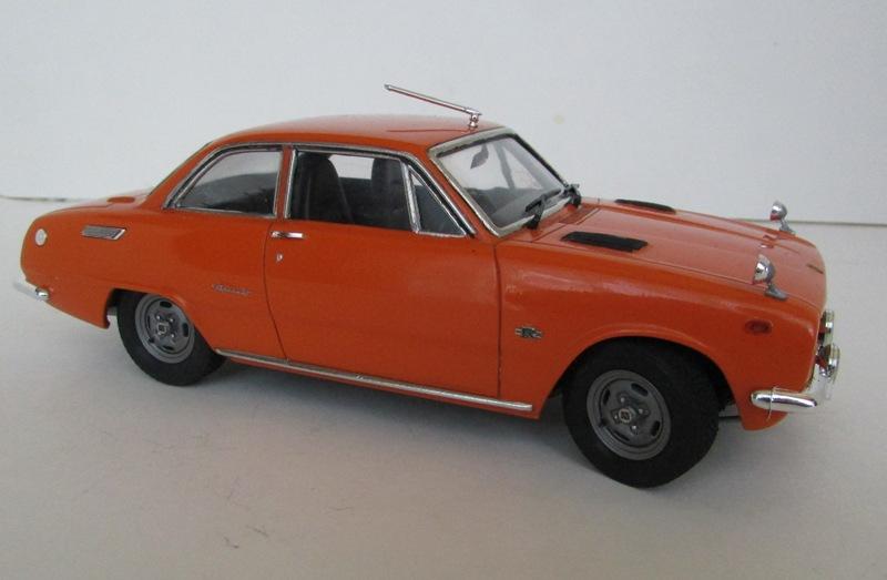 1969 Isuzu Bellet 1600GT-R, TERMINÉ!  01613