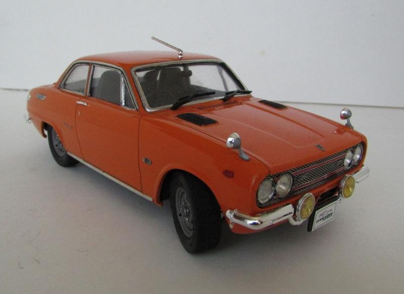1969 Isuzu Bellet 1600GT-R, TERMINÉ!  01713