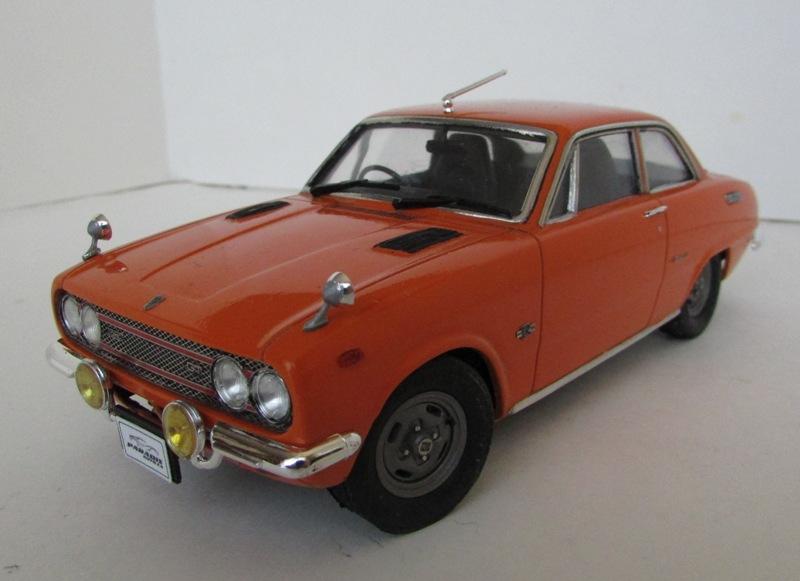 1969 Isuzu Bellet 1600GT-R, TERMINÉ!  01811