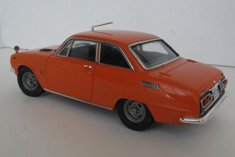 1969 Isuzu Bellet 1600GT-R, TERMINÉ!  02011
