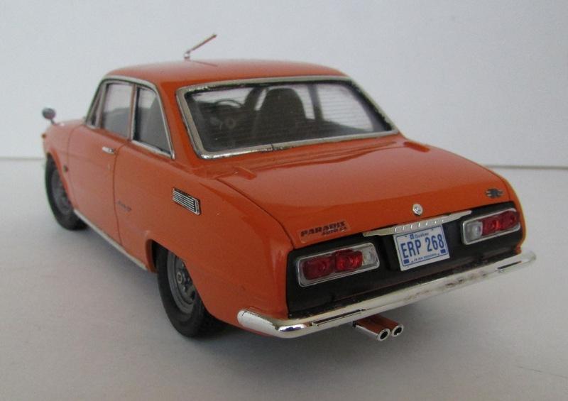 1969 Isuzu Bellet 1600GT-R, TERMINÉ!  02111