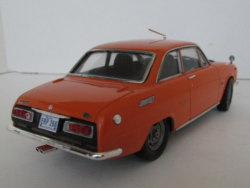 1969 Isuzu Bellet 1600GT-R, TERMINÉ!  02211