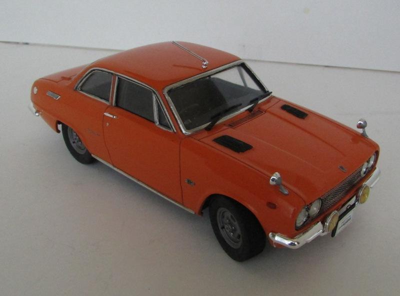 1969 Isuzu Bellet 1600GT-R, TERMINÉ!  02511