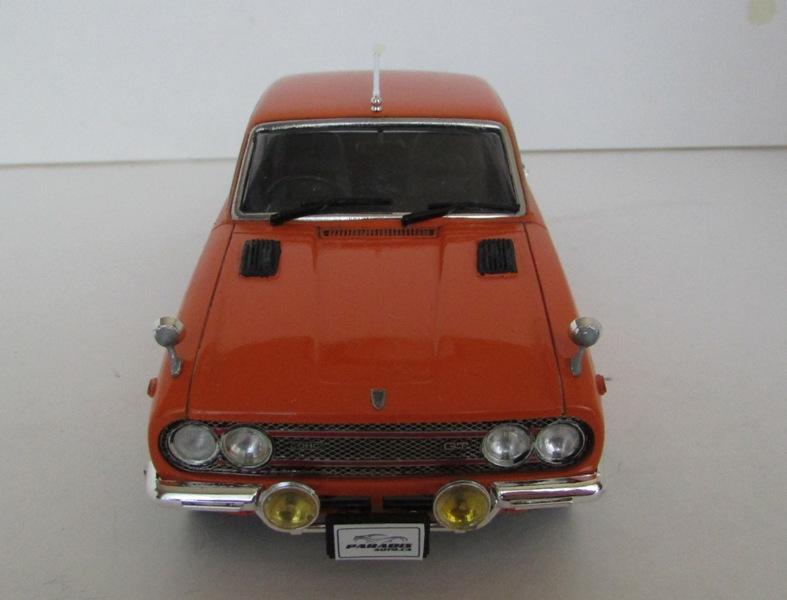 1969 Isuzu Bellet 1600GT-R, TERMINÉ!  02611