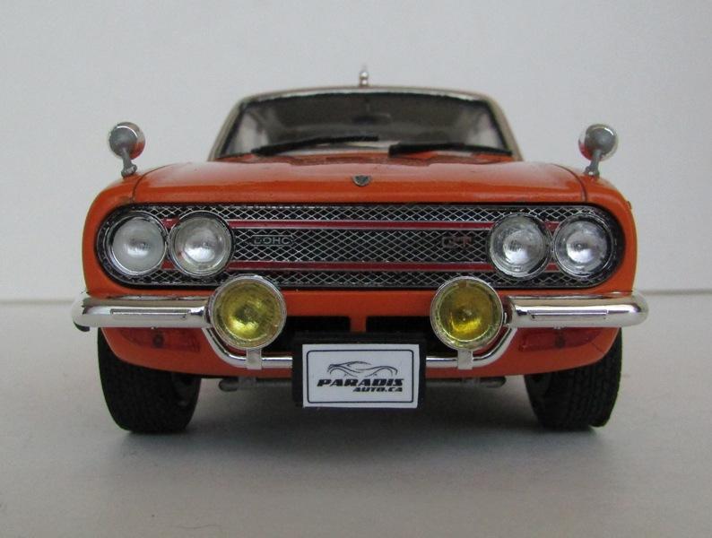 1969 Isuzu Bellet 1600GT-R, TERMINÉ!  02711