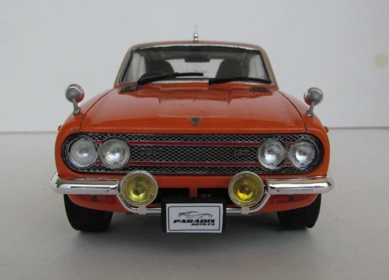 1969 Isuzu Bellet 1600GT-R, TERMINÉ!  02812