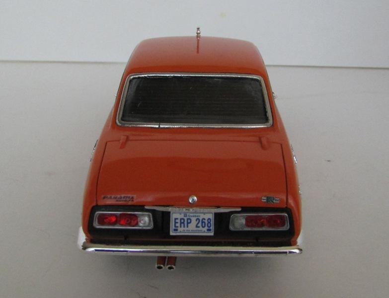 1969 Isuzu Bellet 1600GT-R, TERMINÉ!  02911