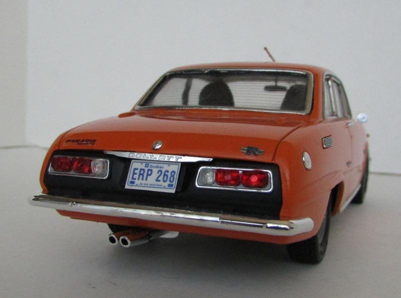 1969 Isuzu Bellet 1600GT-R, TERMINÉ!  03111