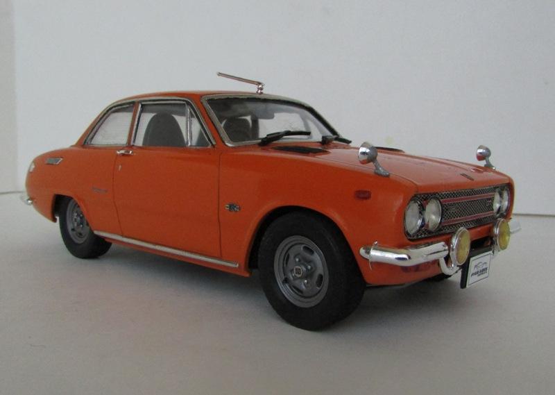 1969 Isuzu Bellet 1600GT-R, TERMINÉ!  03211