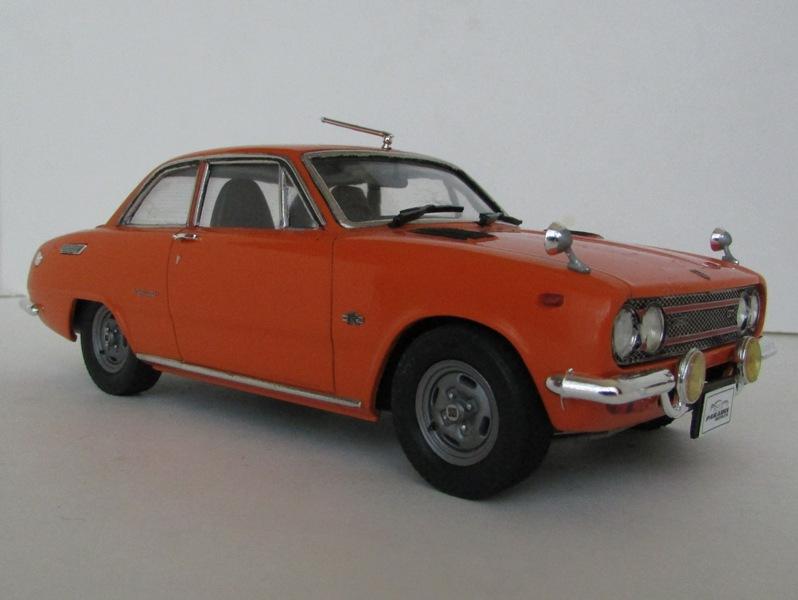 1969 Isuzu Bellet 1600GT-R, TERMINÉ!  03311