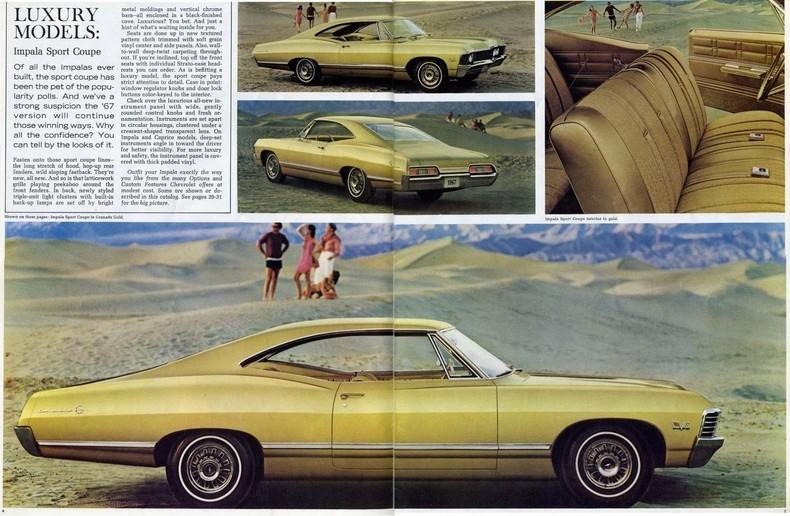 Chevrolet Impala 67 Términée 32ceae11