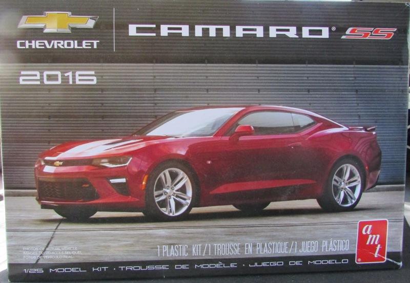 Shop report Camaro SS 2016  3931e810