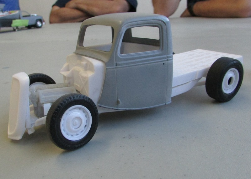Shop report #11; 1937.  Ford Pickup Rat Rod  - Page 2 5cd35e11