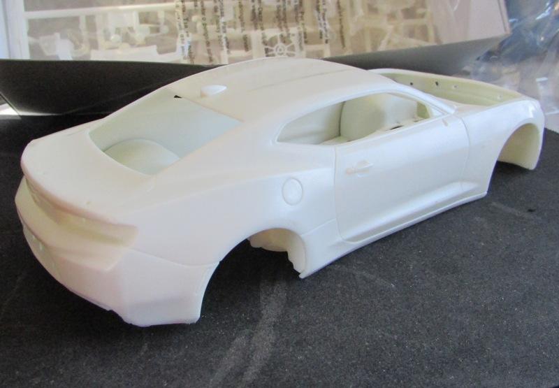 Shop report Camaro SS 2016  72006910