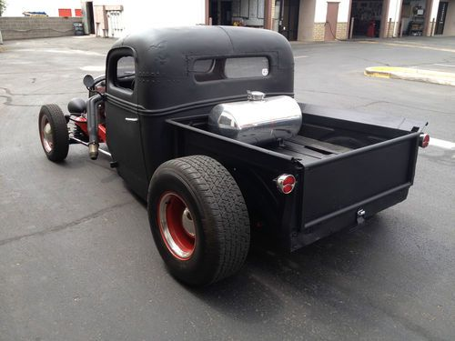 Shop report #11; 1937.  Ford Pickup Rat Rod  - Page 2 Bd6fb113