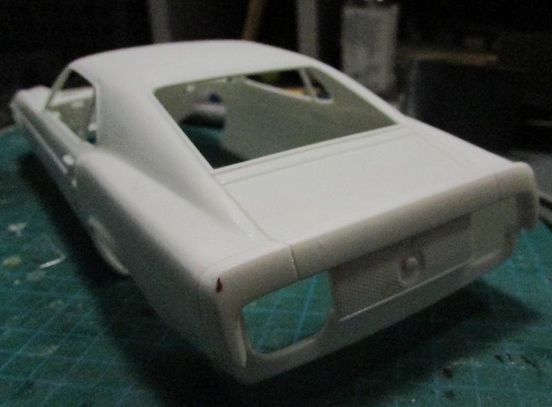 1970 Mustang Mach 1  E0032610