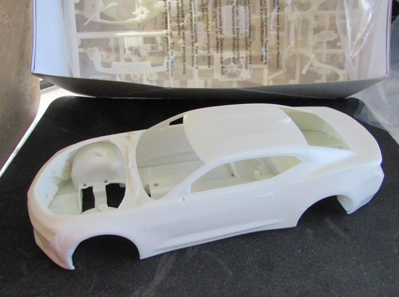Shop report Camaro SS 2016  Fc2f5210