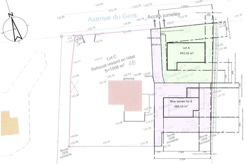 Votre avis sur le plan de ma future maison Implan10
