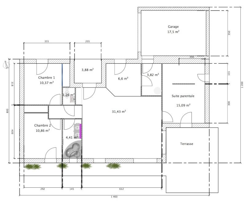 Votre avis sur le plan de ma future maison Plan10