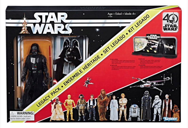 Black Series 40th anniversary kenner  _5711
