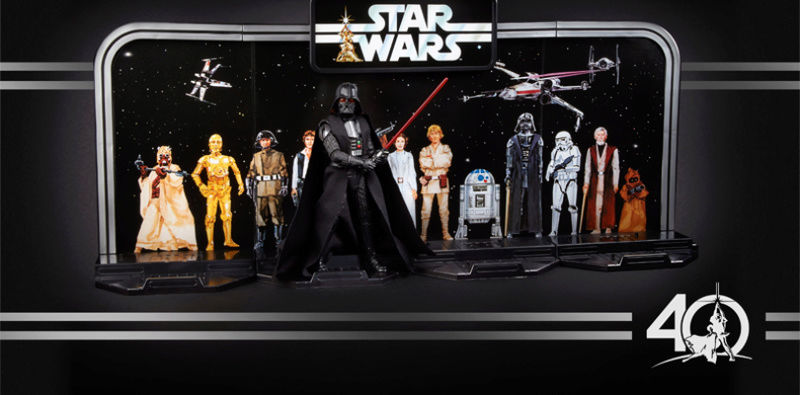 Black Series 40th anniversary kenner  Star-w10
