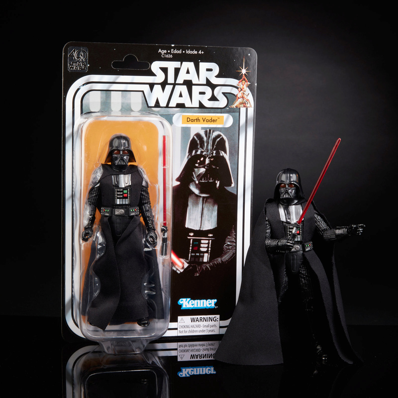 Black Series 40th anniversary kenner  Star-w11