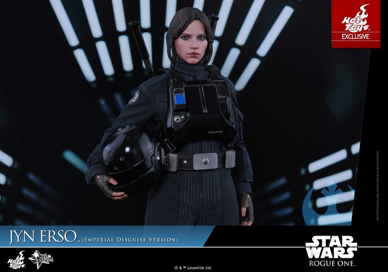 ROGUE ONE - JYN ERSO IMPERIAL DISGUISE 10114