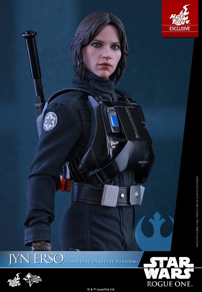 ROGUE ONE - JYN ERSO IMPERIAL DISGUISE 10214