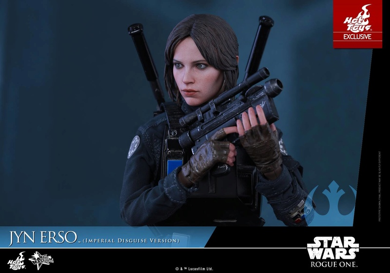 ROGUE ONE - JYN ERSO IMPERIAL DISGUISE 10314