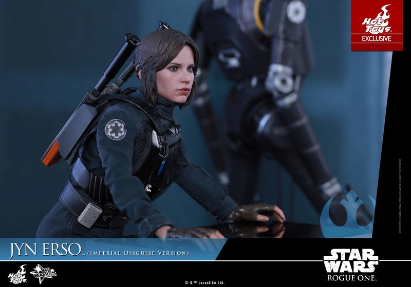 ROGUE ONE - JYN ERSO IMPERIAL DISGUISE 10514