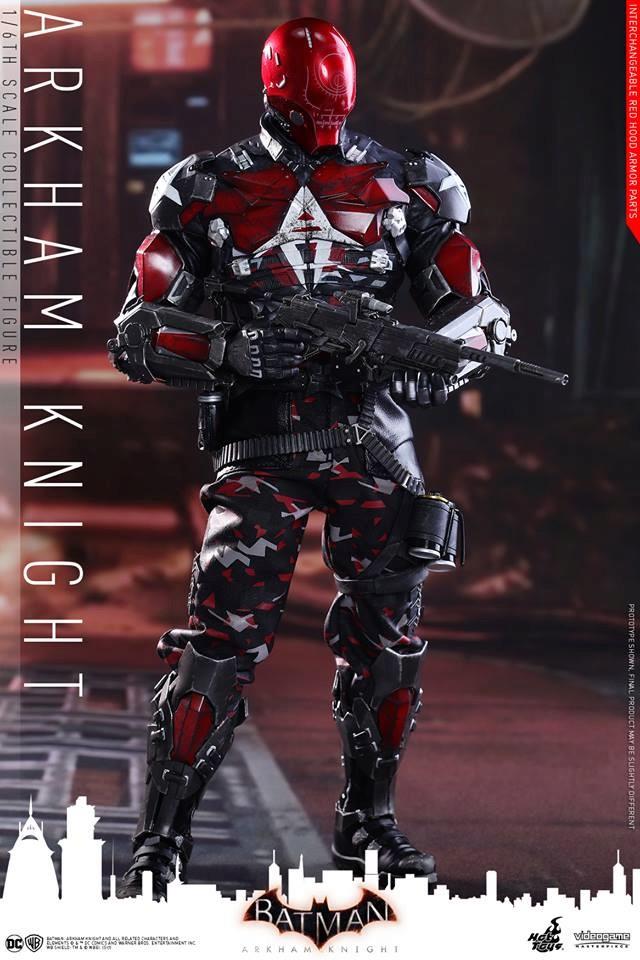 BATMAN ARKHAM KNIGHT - ARKHAM KNIGHT (VGM 28) 10718